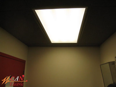 commercial ceiling lighting