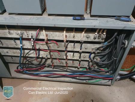 commercial electrical inspection edmonton