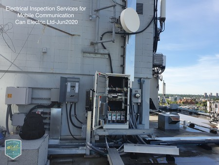 electrical inspection services for mobile communication