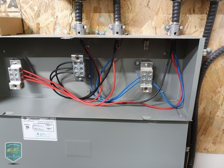 three phase power wiring can electric