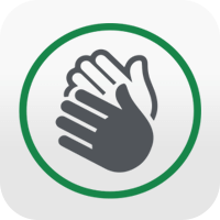 dry hands icon