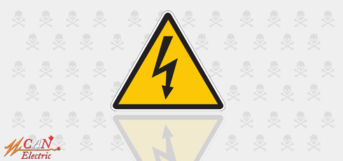 safety precautions when working with electricity and electrical installations