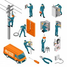 distribution electrical services