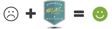 happy with canelectric