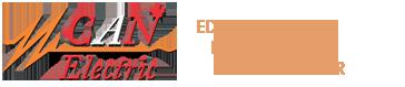 Can Electric: Edmonton Electrical Contractor, Edmonton Electrician Logo